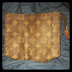 Authentic Louis Vuitton Makeup Bag!